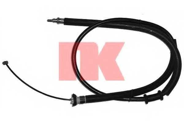 Трос стояночной тормозной системы NK 9023114 - изображение