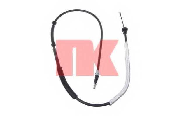Трос стояночной тормозной системы NK 9023123 - изображение