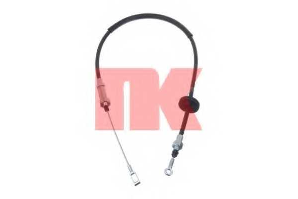 Трос стояночной тормозной системы NK 9023136 - изображение