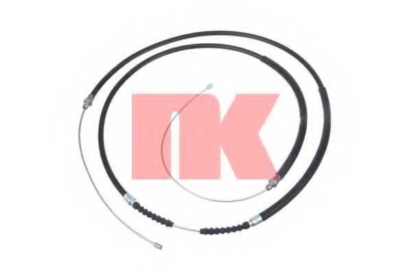 Трос стояночной тормозной системы NK 9023138 - изображение