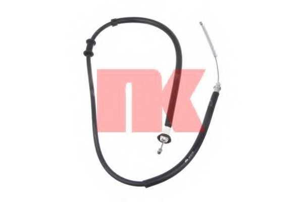 Трос стояночной тормозной системы NK 9023139 - изображение