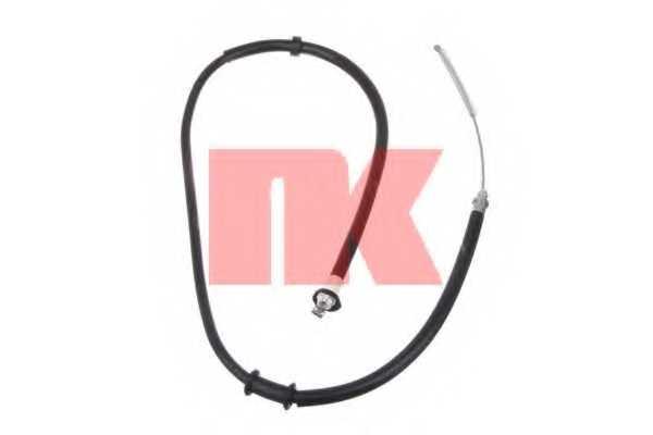 Трос стояночной тормозной системы NK 9023140 - изображение