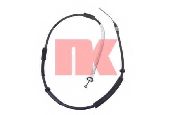 Трос стояночной тормозной системы NK 9023143 - изображение