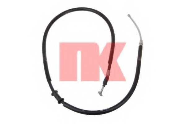 Трос стояночной тормозной системы NK 9023151 - изображение