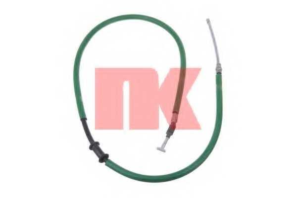 Трос стояночной тормозной системы NK 9023152 - изображение