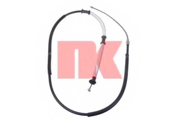Трос стояночной тормозной системы NK 9023161 - изображение