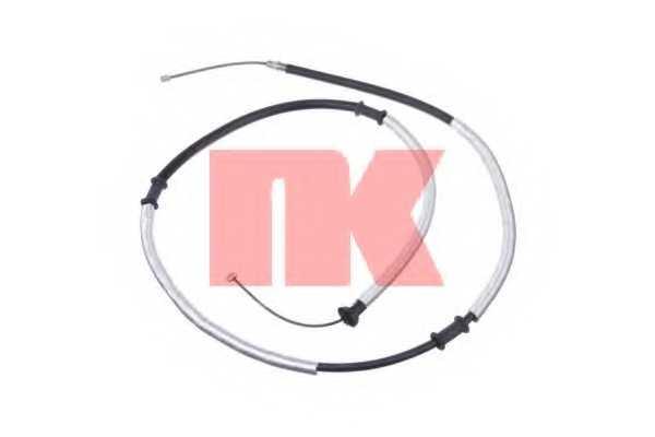 Трос стояночной тормозной системы NK 9023163 - изображение