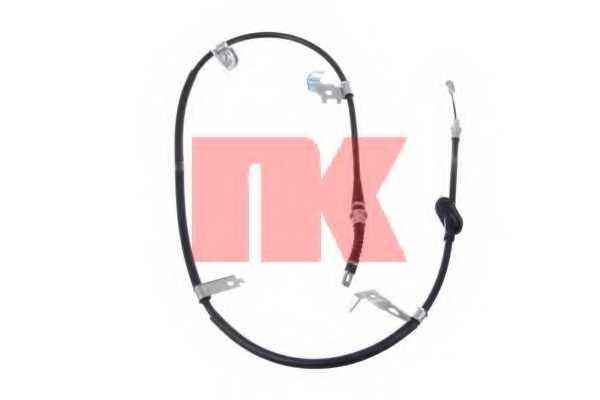 Трос стояночной тормозной системы NK 9023170 - изображение