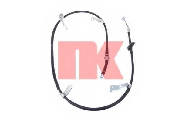 Трос стояночной тормозной системы NK 9023171 - изображение