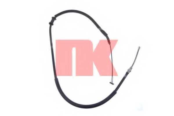Трос стояночной тормозной системы NK 902399 - изображение
