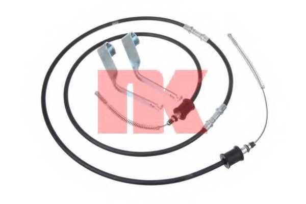 Трос стояночной тормозной системы NK 9025104 - изображение