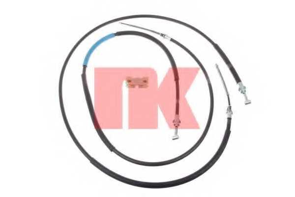 Трос стояночной тормозной системы NK 9025106 - изображение