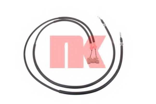 Трос стояночной тормозной системы NK 9025107 - изображение