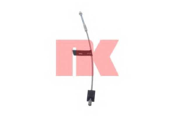 Трос стояночной тормозной системы NK 9025115 - изображение
