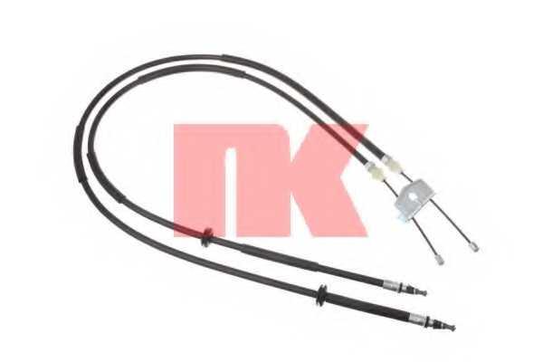 Трос стояночной тормозной системы NK 9025116 - изображение