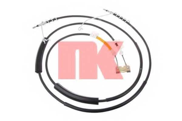 Трос стояночной тормозной системы NK 9025119 - изображение