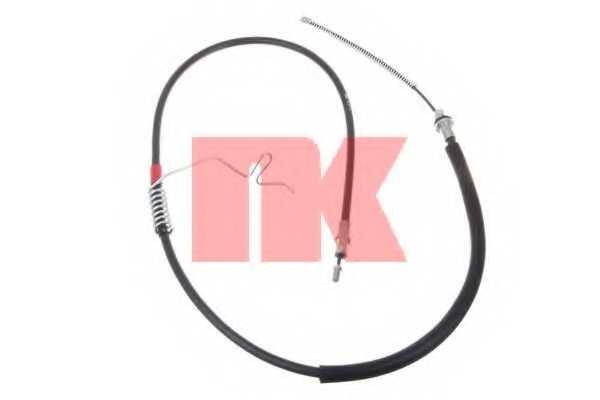 Трос стояночной тормозной системы NK 9025126 - изображение