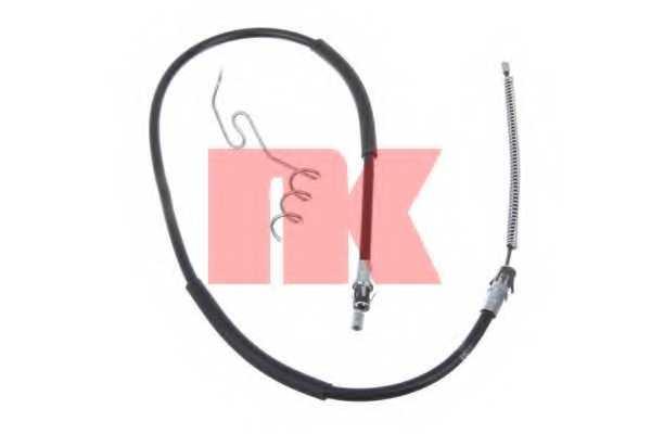 Трос стояночной тормозной системы NK 9025129 - изображение