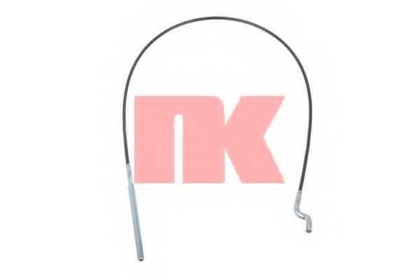 Трос стояночной тормозной системы NK 9025134 - изображение