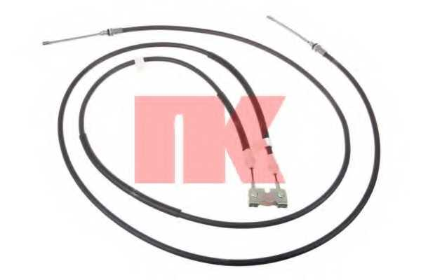 Трос стояночной тормозной системы NK 9025136 - изображение