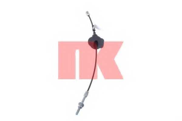 Трос стояночной тормозной системы NK 9025138 - изображение