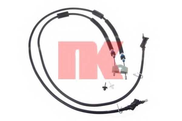 Трос стояночной тормозной системы NK 9025145 - изображение