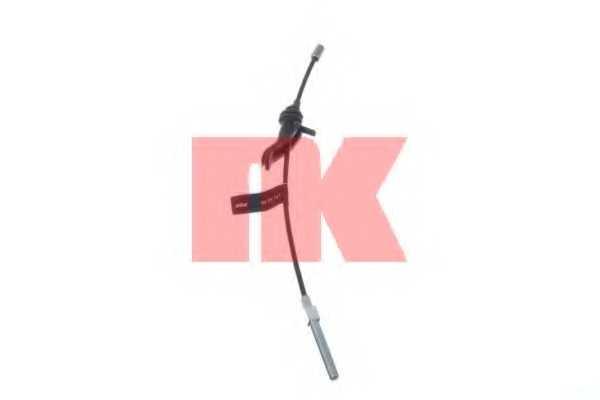 Трос стояночной тормозной системы NK 9025147 - изображение