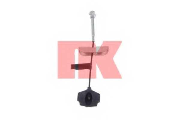 Трос стояночной тормозной системы NK 9025154 - изображение