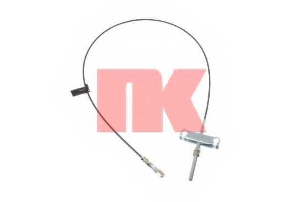 Трос стояночной тормозной системы NK 9025163 - изображение