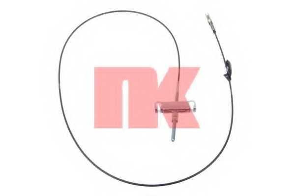 Трос стояночной тормозной системы NK 9025164 - изображение
