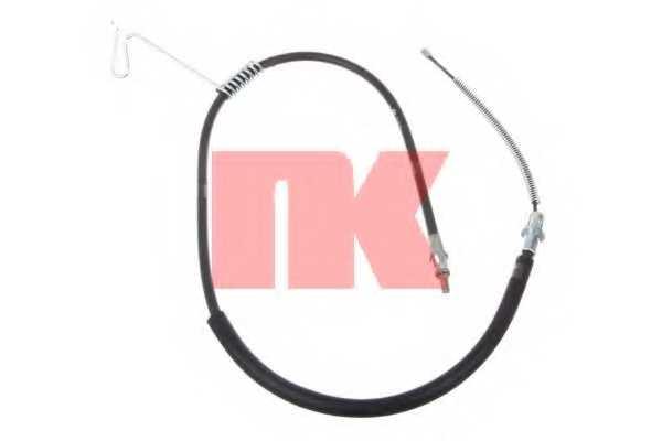 Трос стояночной тормозной системы NK 9025165 - изображение