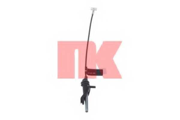 Трос стояночной тормозной системы NK 9025166 - изображение