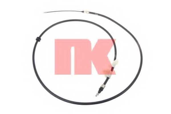 Трос стояночной тормозной системы NK 9025167 - изображение