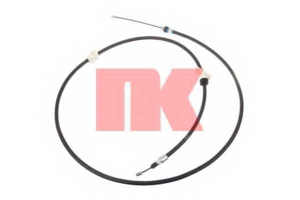 Трос стояночной тормозной системы NK 9025168 - изображение