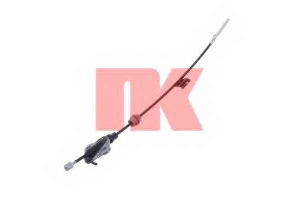 Трос стояночной тормозной системы NK 9025174 - изображение