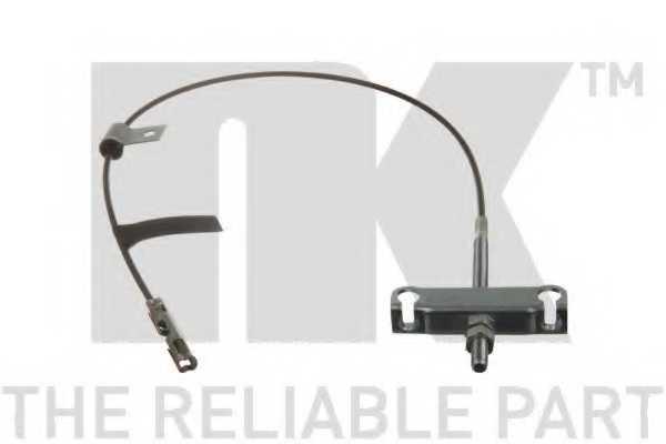 Трос стояночной тормозной системы NK 9025181 - изображение