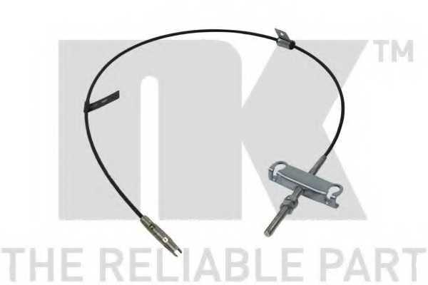 Трос стояночной тормозной системы NK 9025182 - изображение