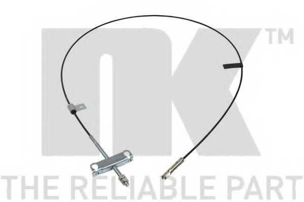 Трос стояночной тормозной системы NK 9025183 - изображение