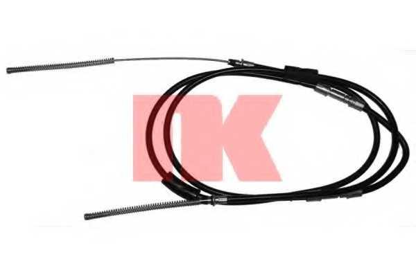 Трос стояночной тормозной системы NK 902552 - изображение