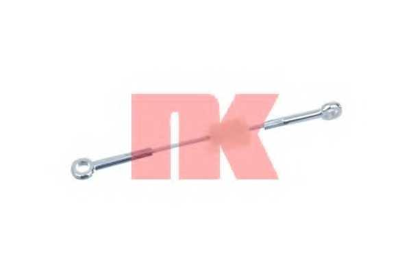 Трос стояночной тормозной системы NK 902566 - изображение