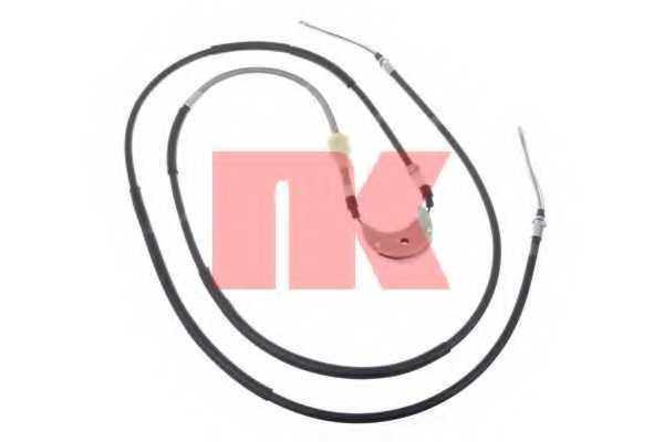 Трос стояночной тормозной системы NK 902577 - изображение