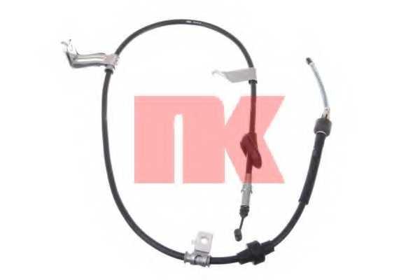 Трос стояночной тормозной системы NK 902622 - изображение