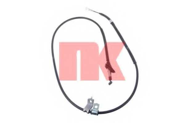 Трос стояночной тормозной системы NK 902633 - изображение