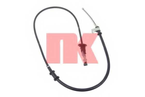 Трос стояночной тормозной системы NK 903005 - изображение