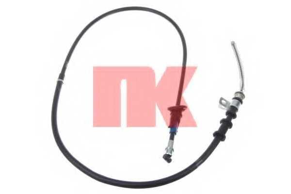 Трос стояночной тормозной системы NK 903006 - изображение