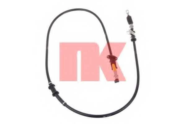 Трос стояночной тормозной системы NK 903007 - изображение