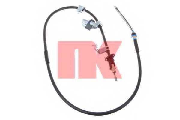 Трос стояночной тормозной системы NK 903009 - изображение