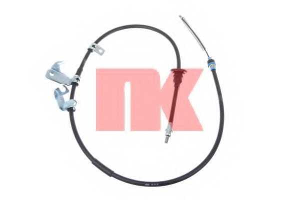 Трос стояночной тормозной системы NK 903010 - изображение