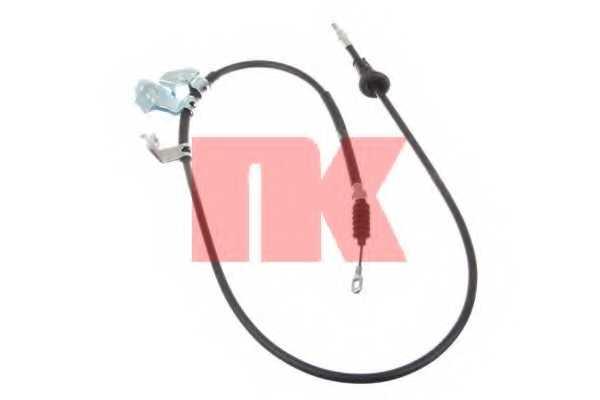 Трос стояночной тормозной системы NK 903011 - изображение