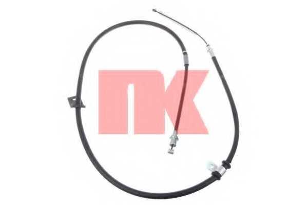 Трос стояночной тормозной системы NK 903013 - изображение